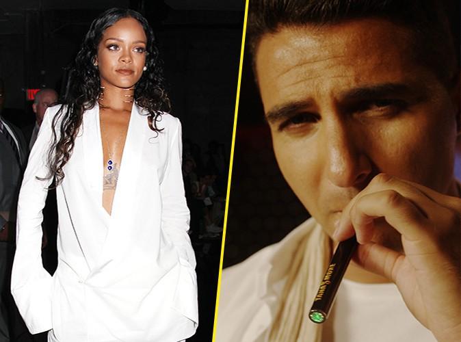 Rihanna, L'Algérino : tous accros à la Tanasmoke, la e-cigarette des stars !