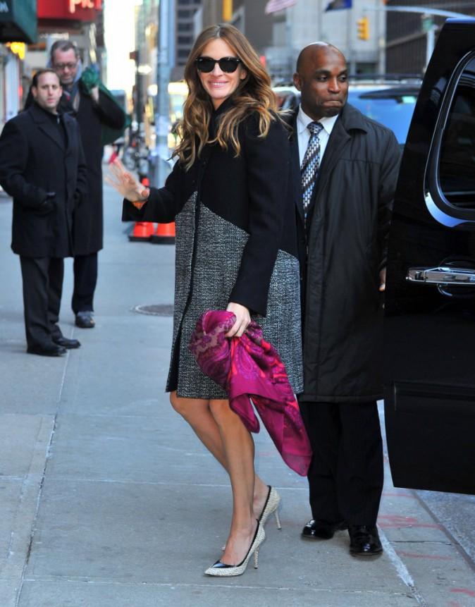Les réchauffées : Julia Roberts à New York