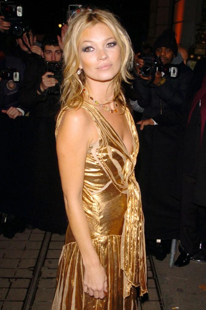Les réchauffées : Kate Moss à Londres