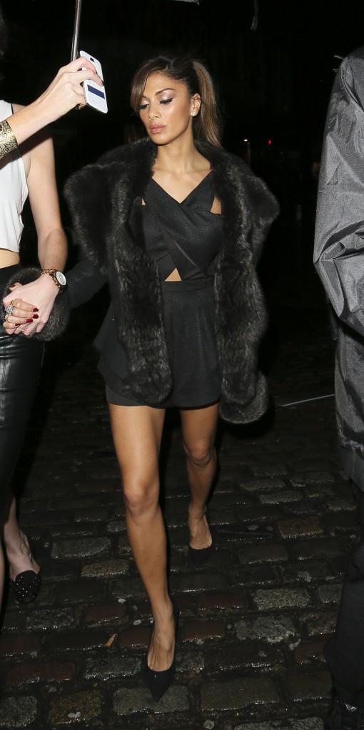 Les réchauffées : Nicole Scherzinger à Londres !
