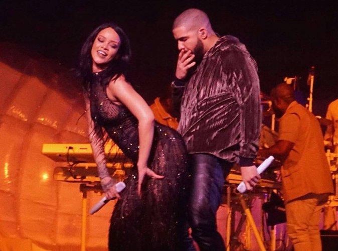 """Rihanna : quand Drake monte sur scène à ses côtés…C'est le """"Big Love"""" !"""