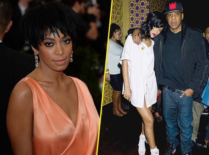 Rihanna : responsable de la violente altercation entre Solange Knowles et Jay-Z ?