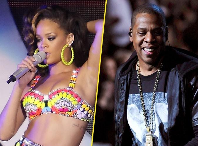 Rihanna : son nouveau duo avec Jay-Z a fuité !