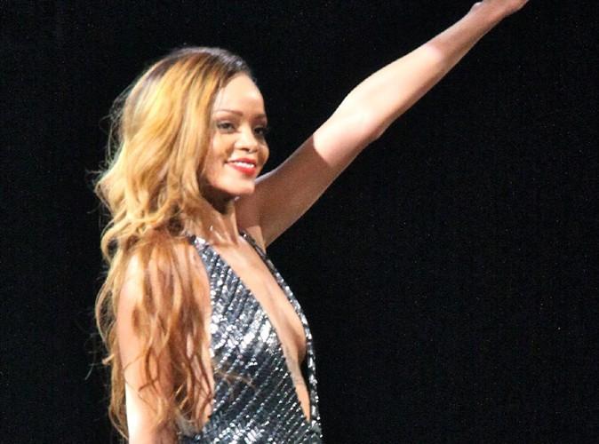 Rihanna : toujours malade, elle annule une nouvelle date de son Diamonds World Tour !