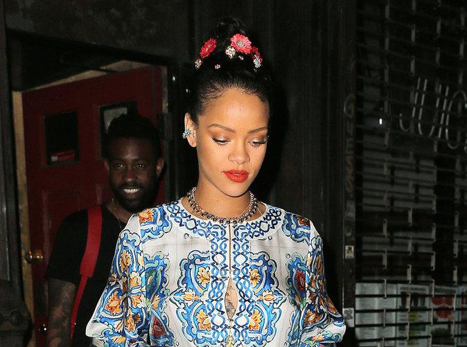 Rihanna : Un d�hanch�