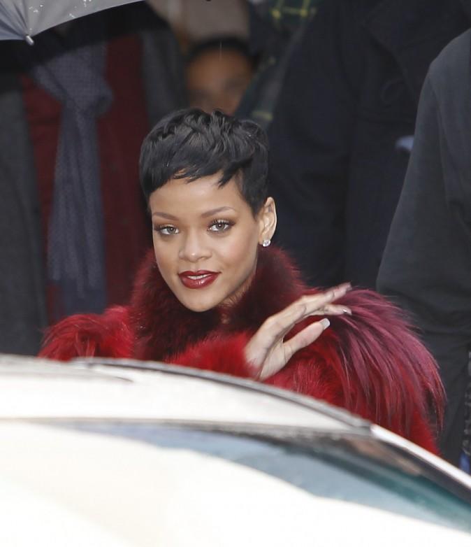 Rihanna : un homme a fait intrusion dans sa villa à la Barbade !