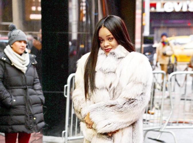 Rihanna : un retour de flamme avec Chris Brown? Ses proches s'inquiètent !