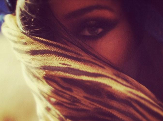 Rihanna : une beauté saharienne sur la pochette de son single Where Have You Been...