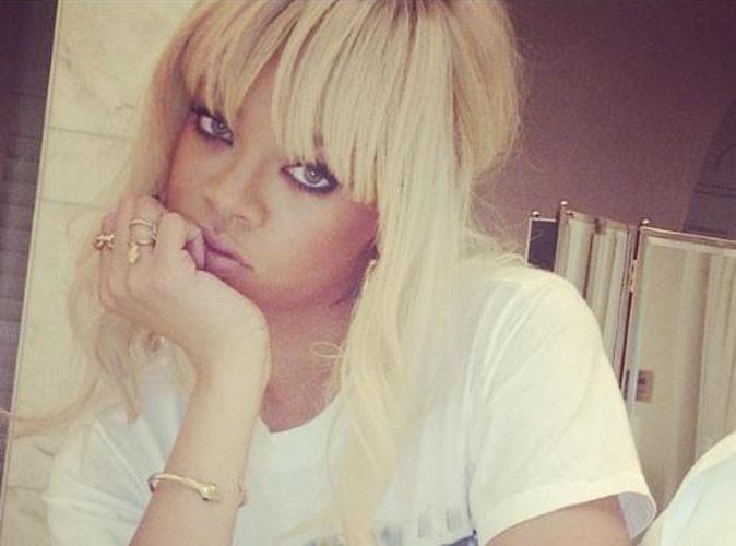 Rihanna : une nouvelle photo sur Twitter et un message pointu... Destiné à Chris Brown ?