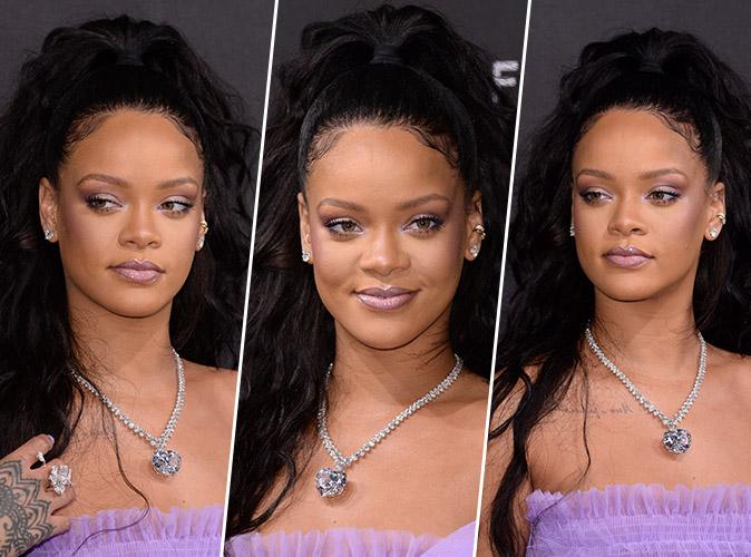 Rihanna : Voici comment porter l'highlighter