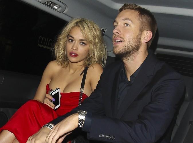 Rita Ora : en couple avec Calvin Harris, le king du top 50!
