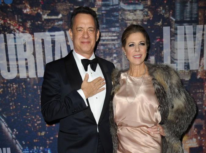 Rita Wilson : atteinte d'un cancer du sein, la femme de Tom Hanks se confie sur sa mastectomie…