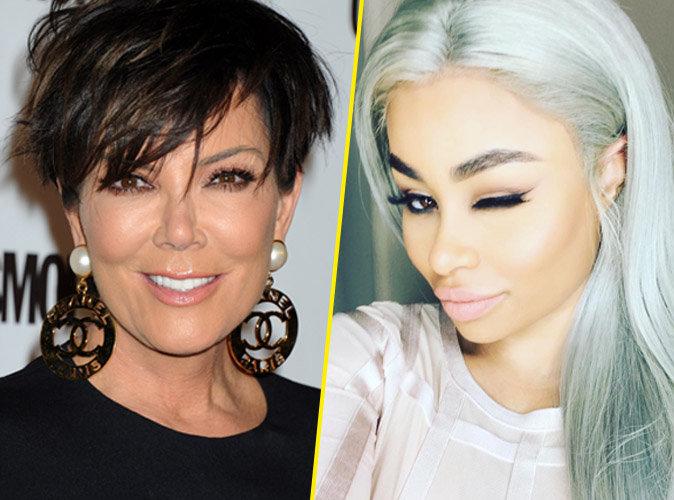 Kris Jenner et Blac Chyna: la confrontation!