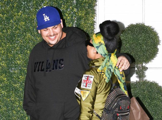 "Rob Kardashian: il se considère comme ""Orphelin"""