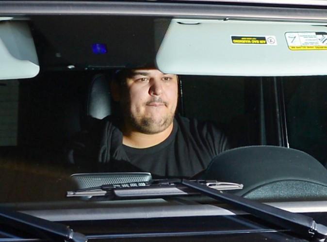Rob Kardashian : repéré à la sortie d'une salle de sport, aurait-il pris la décision de perdre du poids?
