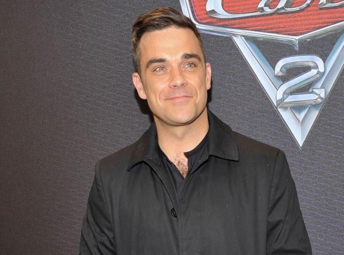 Robbie Williams : à peine sa tournée avec les Take That achevée, qu'il planche déjà sur un album solo !