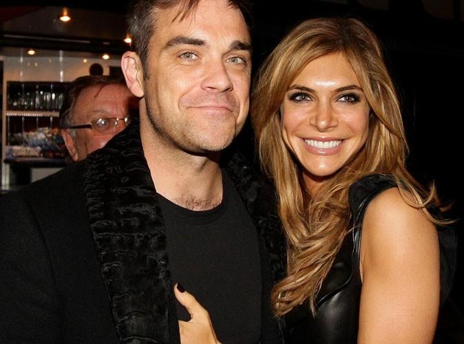 Robbie Williams : papa d'une petite Theodora Rose !