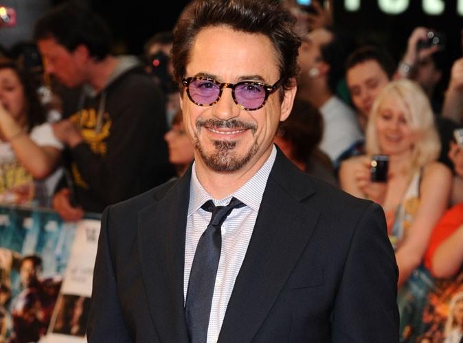 Robert Downey Jr : 50 millions de dollars pour son rôle dans The Avengers !