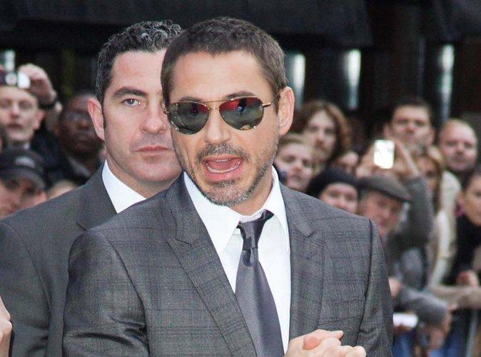Robert Downey Jr. : Passé par la case prison, Iron Man est gracié pour Noël !