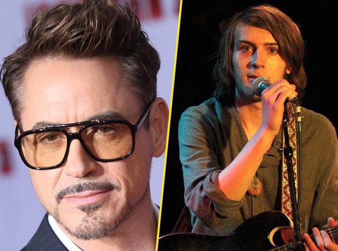 Robert Downey Jr : rehab pour son fils de 20 ans !