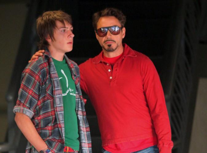 Robert Downey Jr : son fils Indio arrêté pour possession de cocaïne !