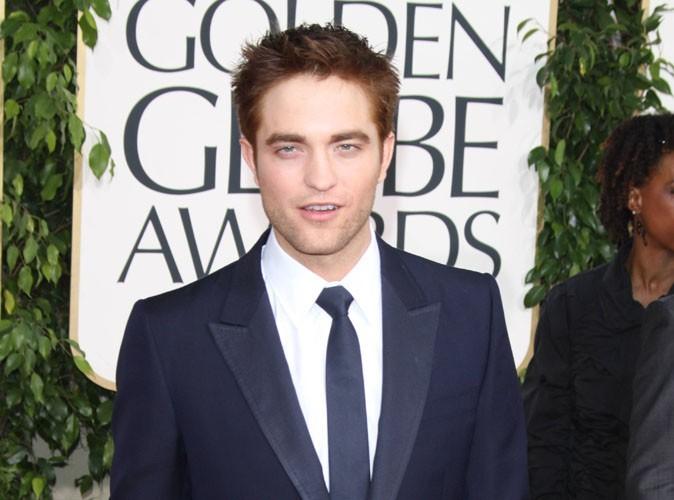 Robert Pattinson : c'est la cata... Il s'est fait entarter !