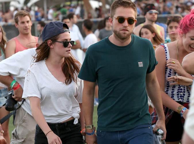 Robert Pattinson et Kristen Stewart : de la réconciliation dans l'air ?