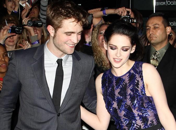 Robert Pattinson et Kristen Stewart : les choses sont loin d'être arrangées entre eux !