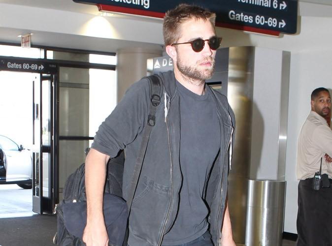 Robert Pattinson : il a récupéré ses affaires chez Kristen Stewart en 30 minutes seulement !