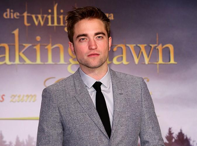 """Robert Pattinson : """"J'aime lorsqu'une fille sait qui elle est !"""""""