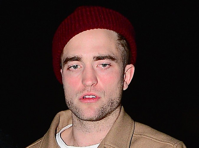 Robert Pattinson : Mais qu'as-tu fait à tes cheveux ?!