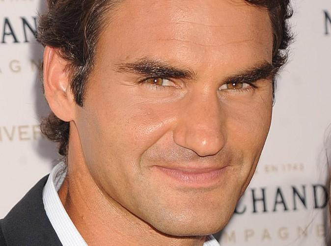 Roger Federer : bientôt papa pour la troisième fois !