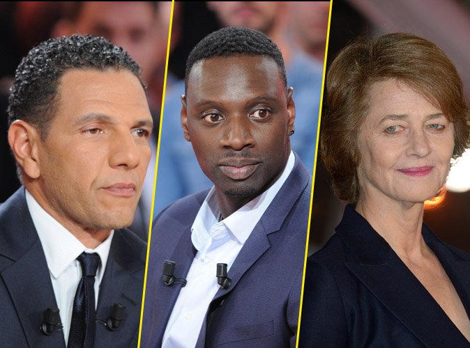 Roschdy Zem, Omar Sy, Charlotte Rampling : la polémique #Oscarsowhite arrive en France