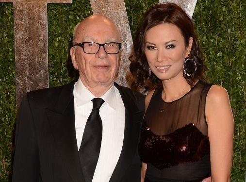 Rupert Murdoch : à 82 ans, le magnat de la presse divorce de son épouse Wendi !