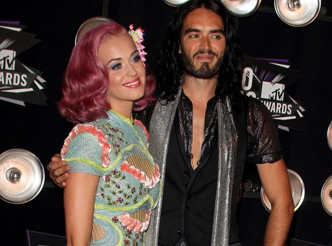 Russell Brand : il n'a pas encore tourné la page Katy Perry ?!
