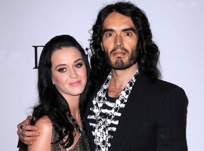 """Russell Brand : """"J'ai été très heureux d'être marié à Katy (Perry)"""""""