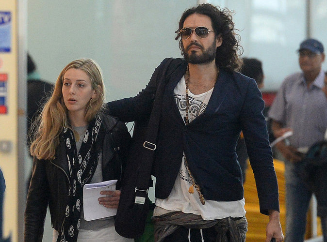 Russell Brand : l'ex de Katy Perry bient�t papa !