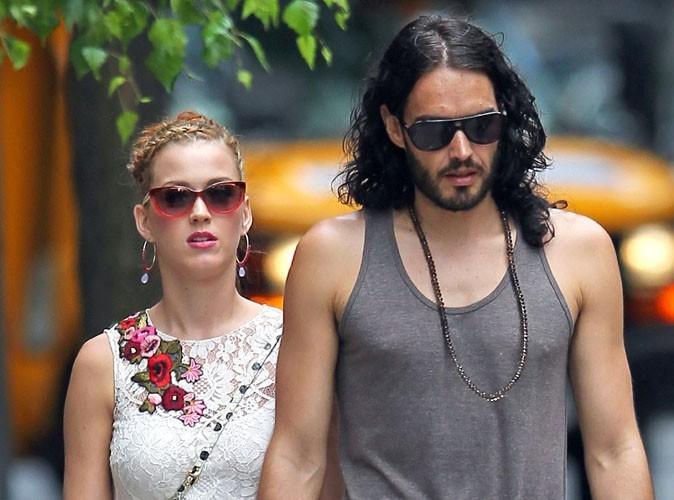 Russell Brand surpris dans les bras d'une autre femme que Katy Perry !