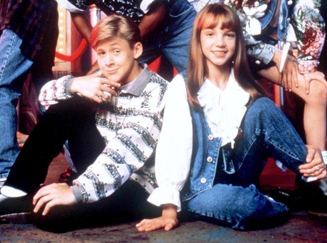 Ryan Gosling : enfant, il a eu le béguin pour Britney Spears !