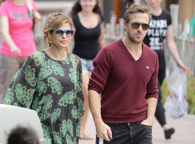 Ryan Gosling et Eva Mendes :