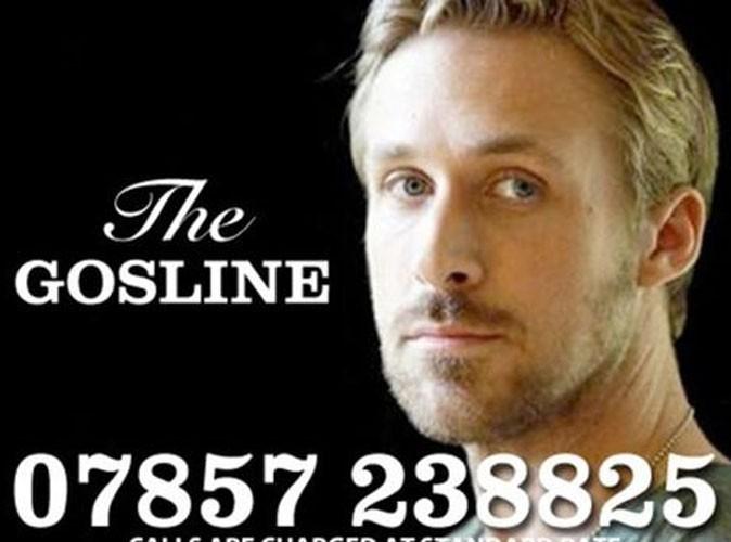 Ryan Gosling : une hotline mise en place pour ses fans désespérés !