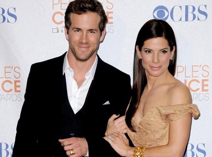 Ryan Reynolds : en train de craquer pour Sandra Bullock ?