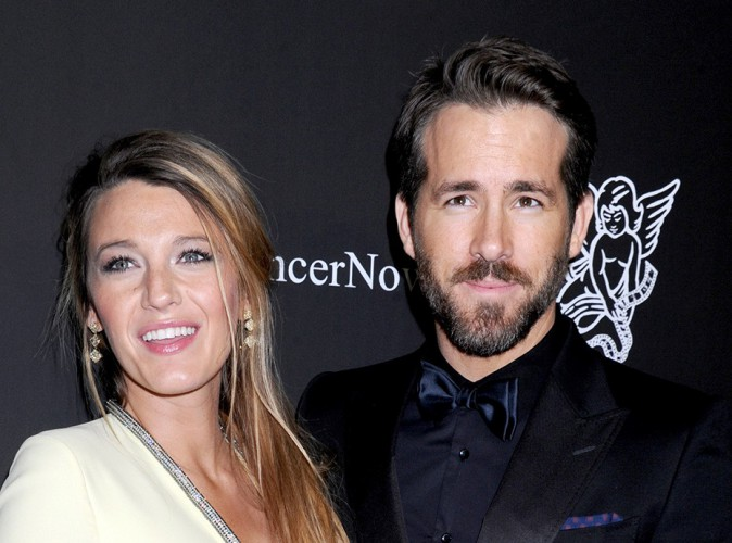 Ryan Reynolds et Blake Lively d�voilent enfin la premi�re photo de leur fille !