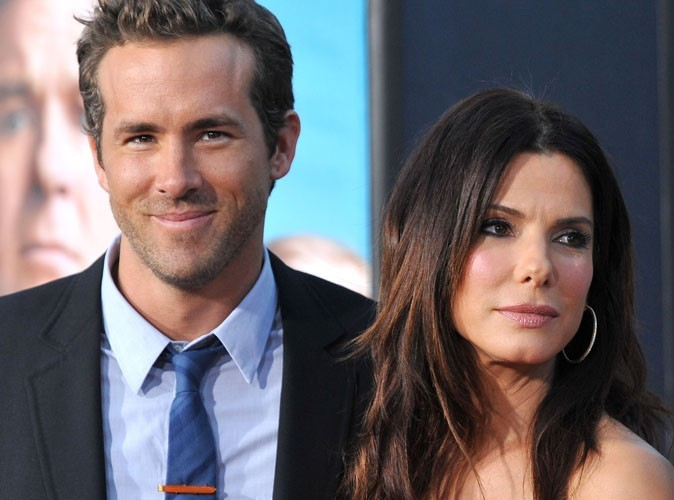 Ryan Reynolds : il s'engage avec Sandra Bullock…professionnellement !