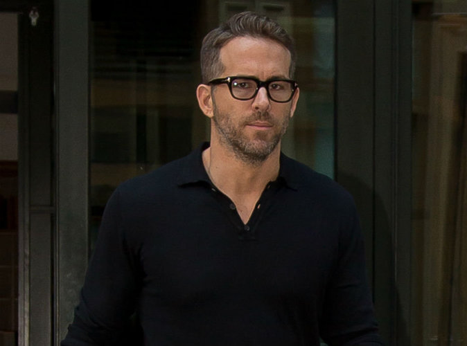 Ryan Reynolds : son message pour sa fille...