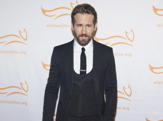 Ryan Reynolds : un jeune papa compl�tement d�pass� :