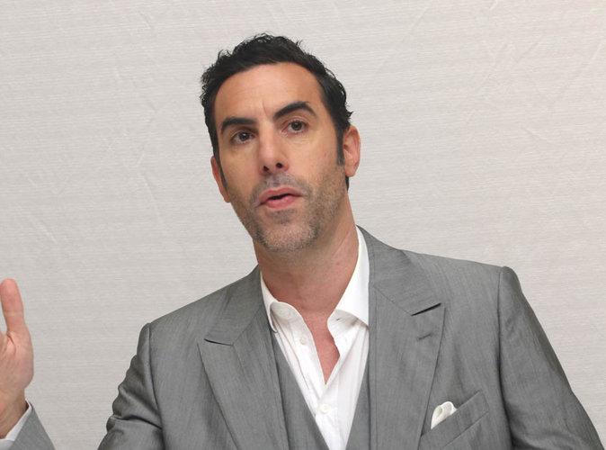 Sacha Baron Cohen ne rit plus : le clown est en deuil