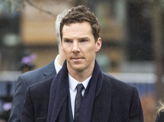 Sacré par la Reine Elisabeth, Benedict Cumberbatch fait polémique !