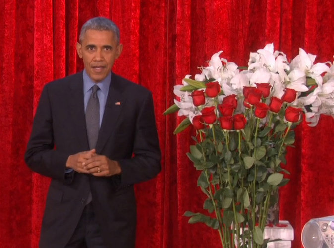 Saint Valentin : Barack Obama, sa touchante déclaration d'amour à Michelle