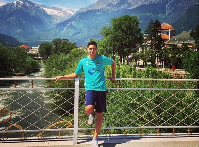 Samir Nasri commence ses vacances avec une petite cure de détox !